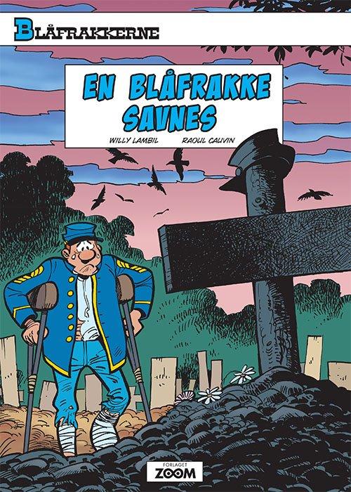 Image of   Blåfrakkerne: En Blåfrakke Savnes - Raoul Cauvin - Tegneserie
