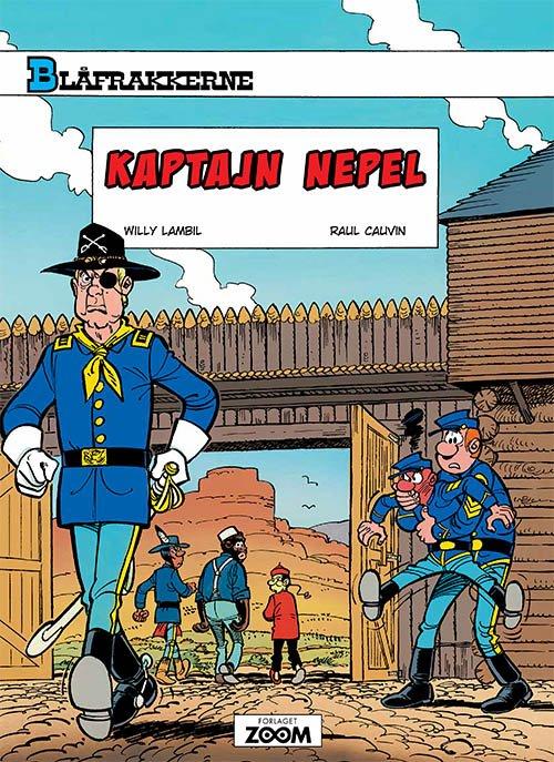 Image of   Blåfrakkerne: Kaptajn Nebel - Raoul Cauvin - Tegneserie