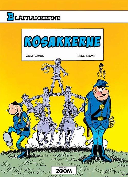 Image of   Blåfrakkerne: Kosakkerne - Raoul Cauvin - Tegneserie