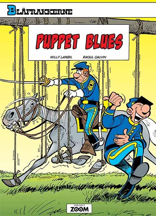 Blåfrakkerne: Puppet Blues - Raoul Cauvin - Tegneserie