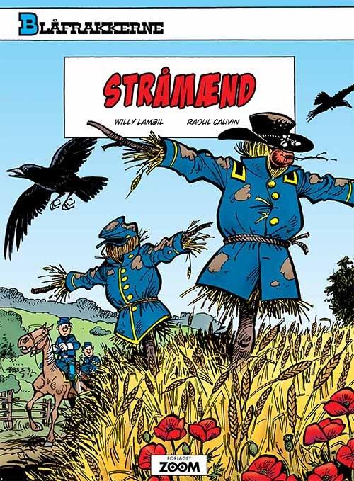 Image of   Blåfrakkerne: Stråmænd - Raoul Cauvin - Tegneserie
