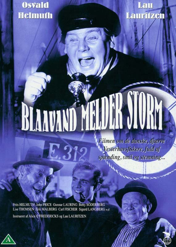 Image of   Blåvand Melder Storm - DVD - Film