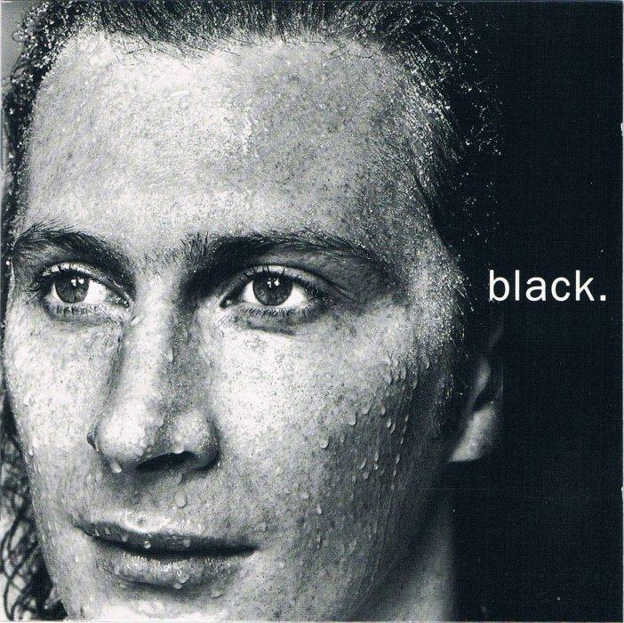 Image of   Black - Black - CD
