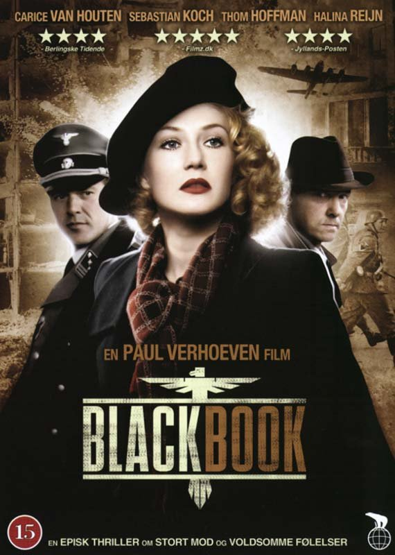 Image of   Black Book - DVD - Film