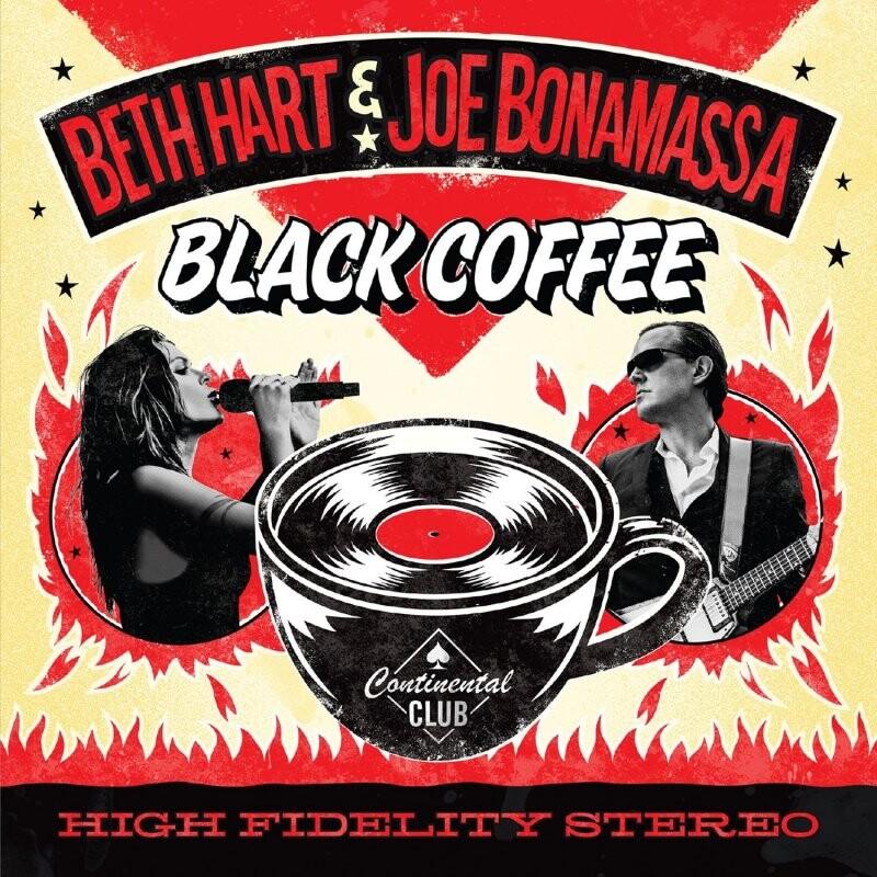 Image of   Beth Hart & Joe Bonamassa - Black Coffee - CD