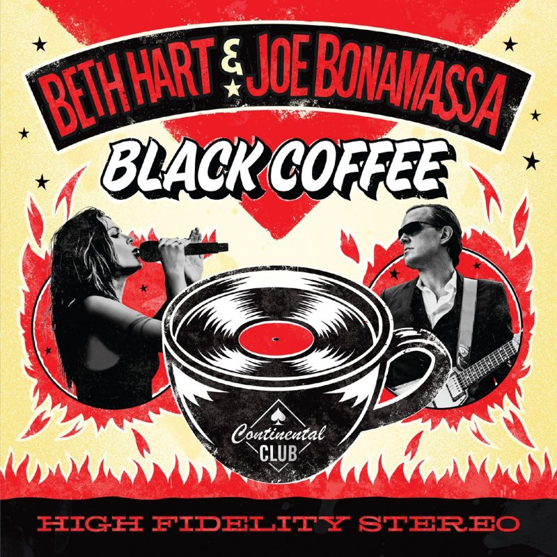 Image of   Beth Hart & Joe Bonamassa - Black Coffee - CD