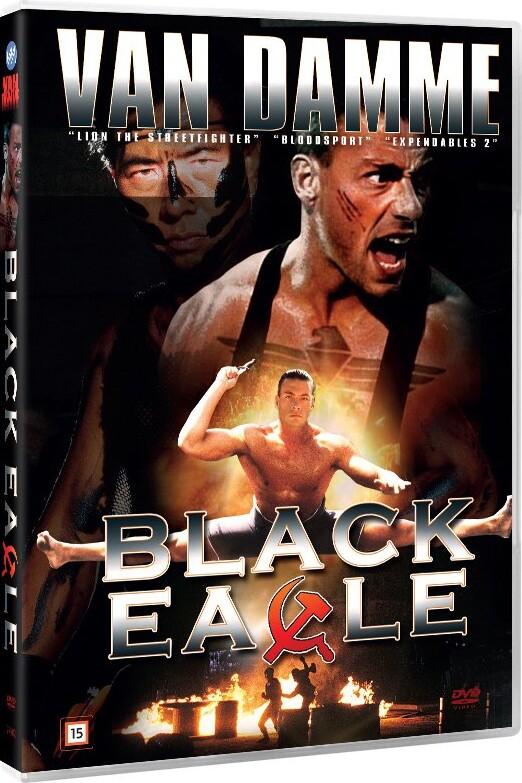 Image of   Black Eagle - DVD - Film