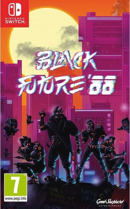 Image of   Black Future 88 - Nintendo Switch
