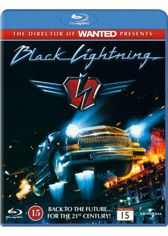 Image of   Black Lightning - Blu-Ray