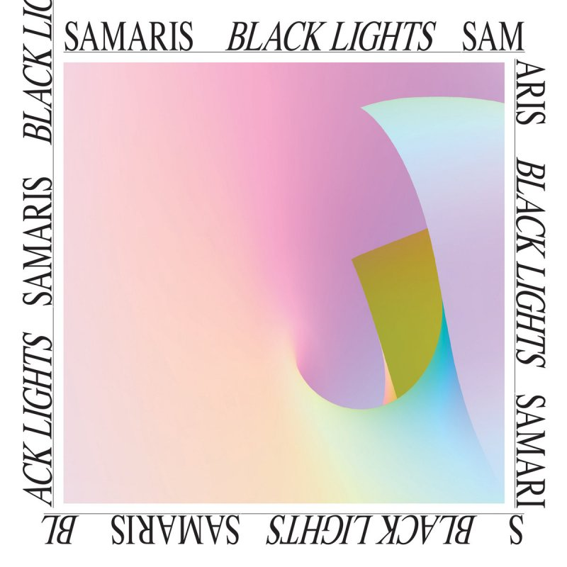 Image of   Samaris - Black Lights - CD