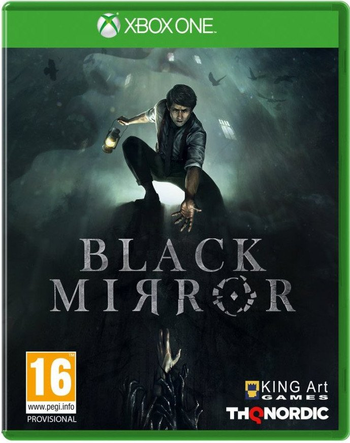 Image of   Black Mirror - Xbox One