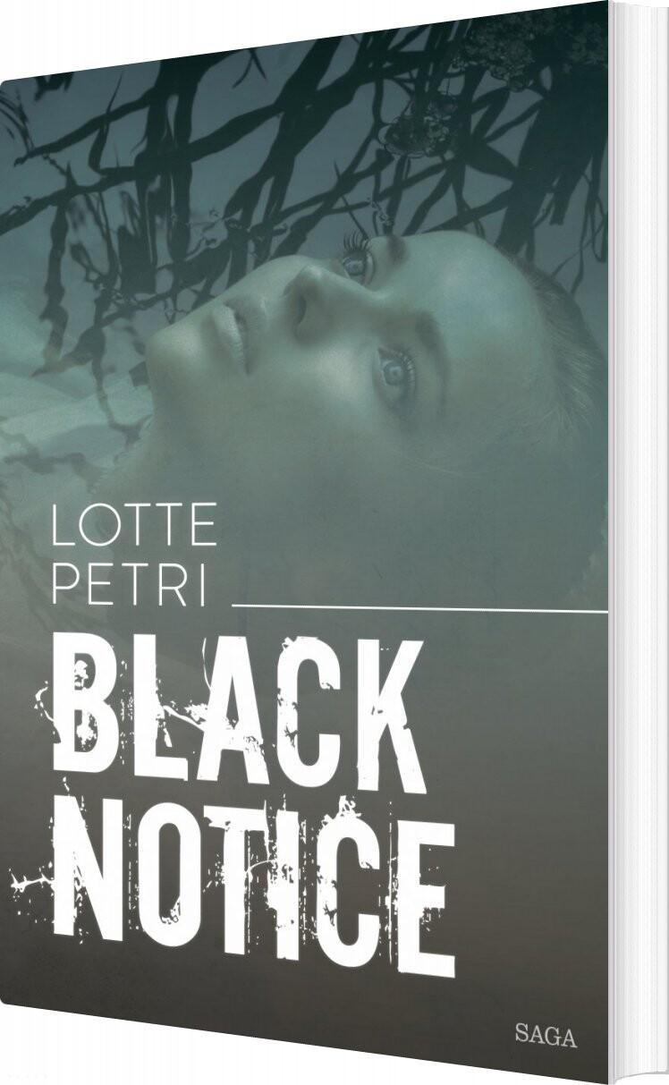 Image of   Black Notice - Lotte Petri - Bog