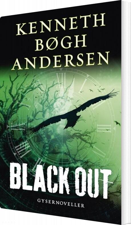 Image of   Black Out - Kenneth Bøgh Andersen - Bog