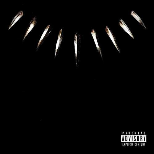 Image of   Black Panther Soundtrack - CD
