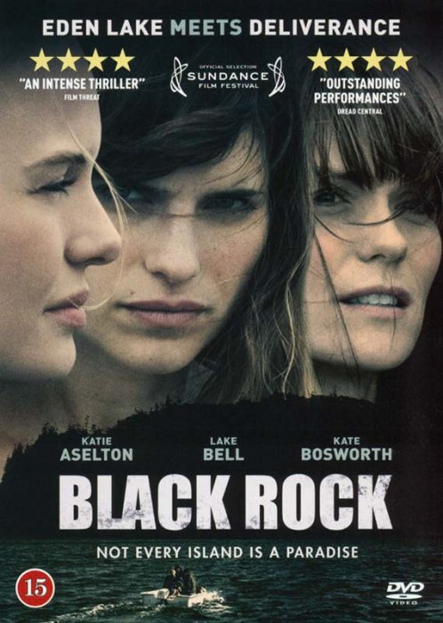 Image of   Black Rock - DVD - Film