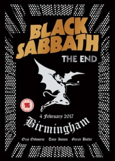 Image of   Black Sabbath - The End - DVD - Film