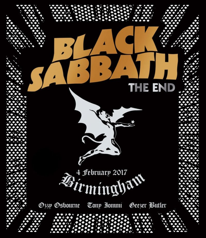 Image of   Black Sabbath - The End - Blu-Ray
