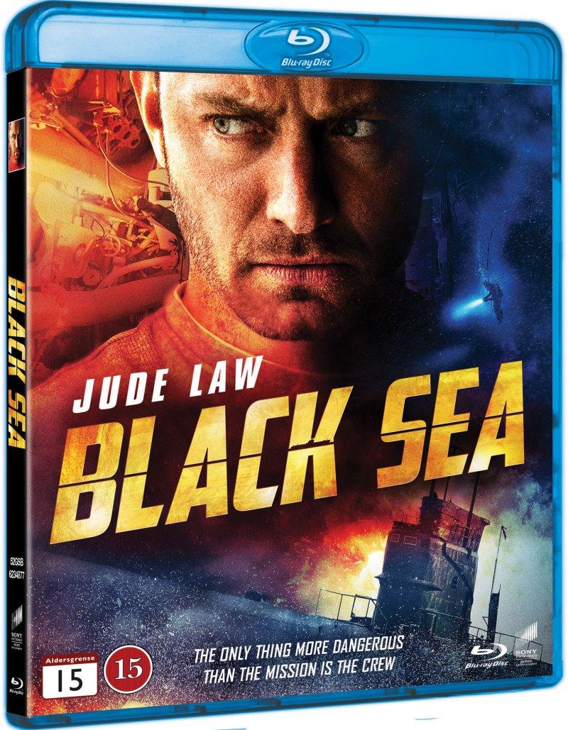 Image of   Black Sea - 2014 Jude Law - Blu-Ray