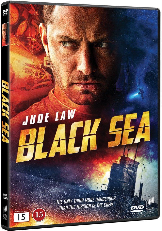 Image of   Black Sea - 2014 Jude Law - DVD - Film