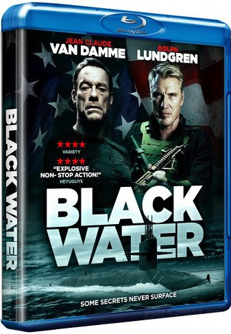 Image of   Black Water - 2018 - Blu-Ray
