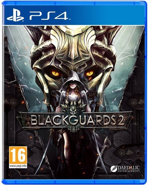 Image of   Blackguards 2 - Limited Day One Edition - PS4