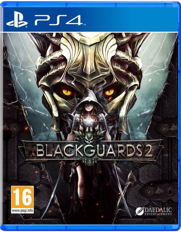 Image of   Blackguards 2 - PS4