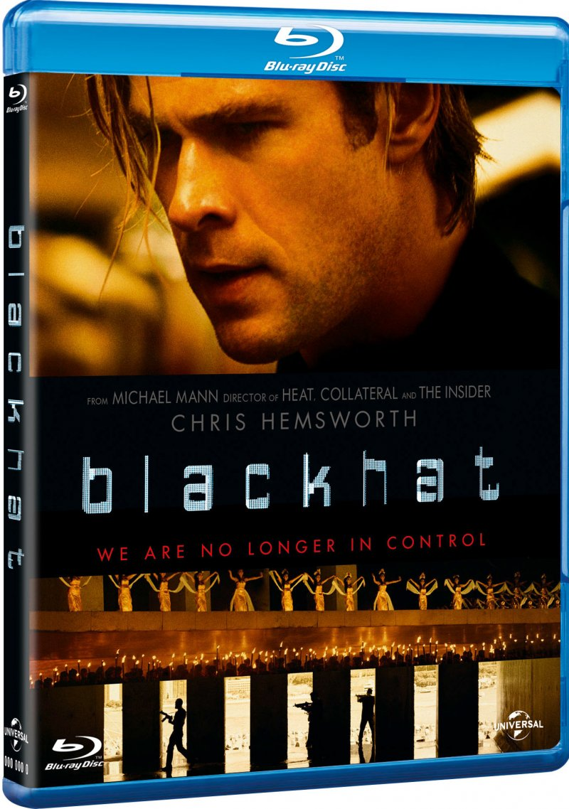 Image of   Blackhat - Blu-Ray