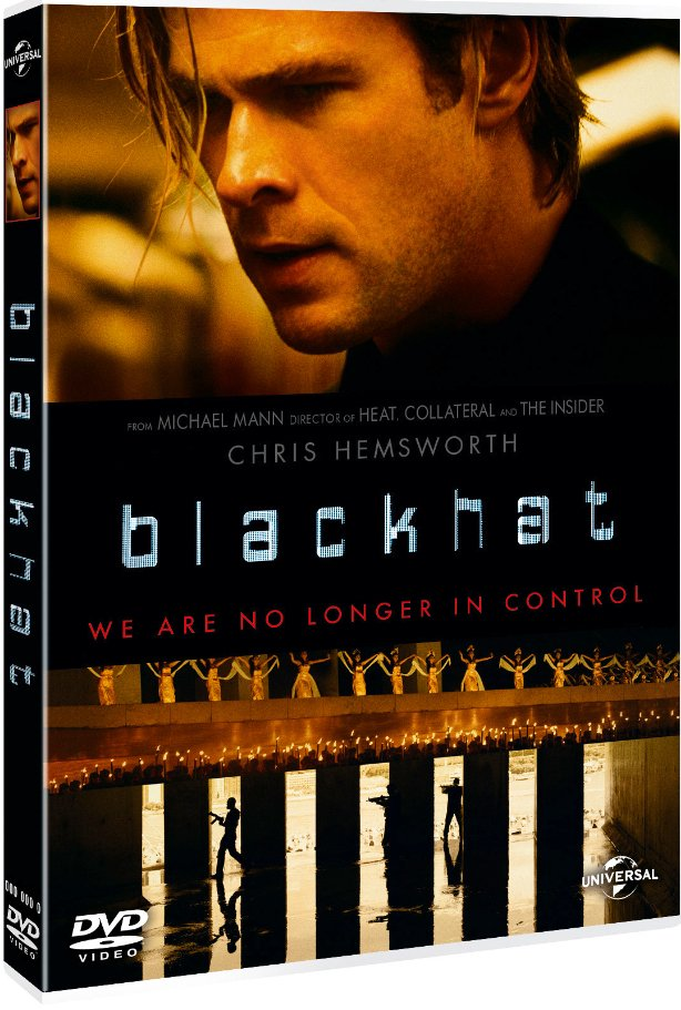 Image of   Blackhat - Michael Mann - DVD - Film