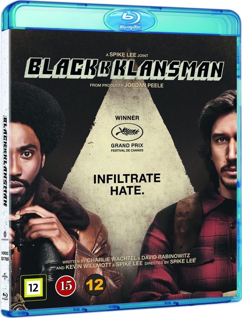 Image of   Black K Klansman - Blu-Ray