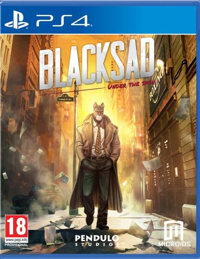 Image of   Blacksad - Under The Skin (limited Edition) - PS4