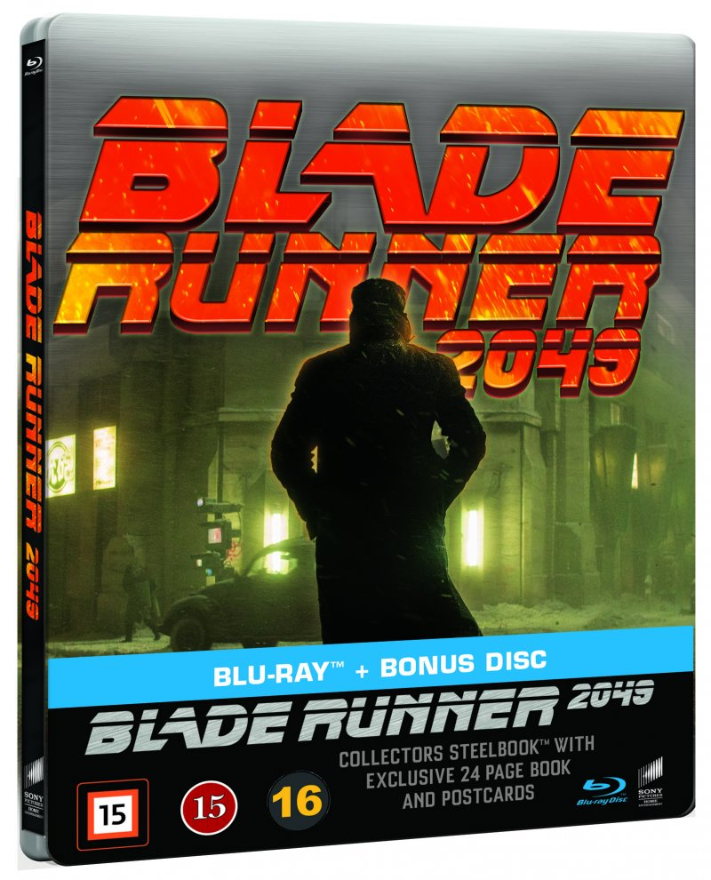 Image of   Blade Runner 2049 Limited Giftset Edition - Blu-Ray