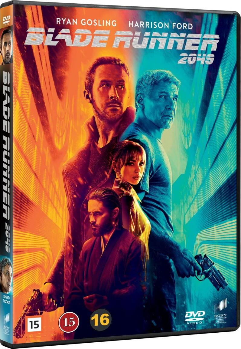 Image of   Blade Runner 2049 - DVD - Film