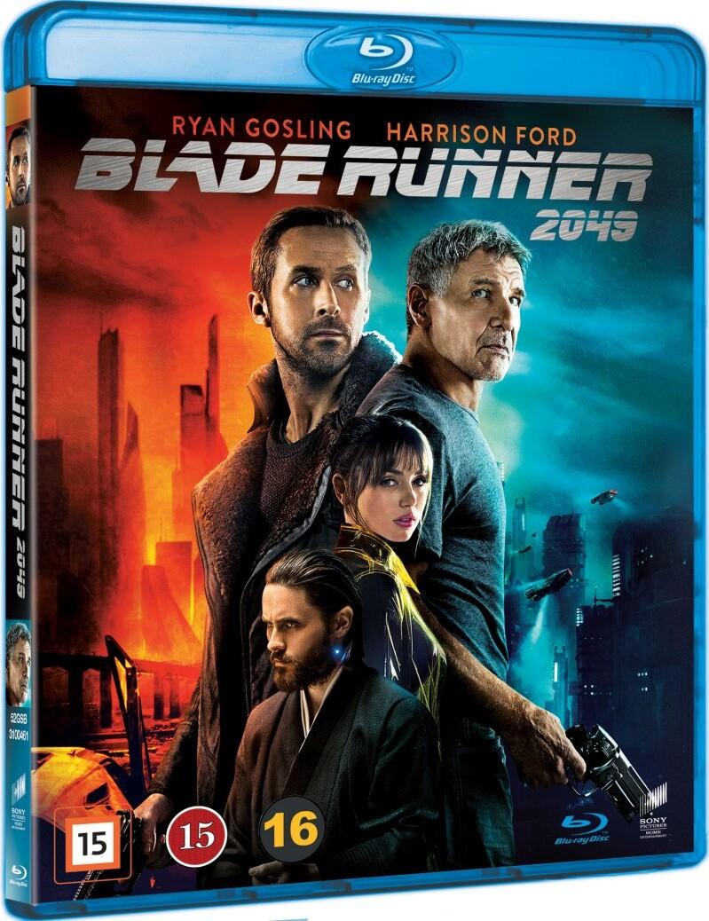 Image of   Blade Runner 2049 - Blu-Ray