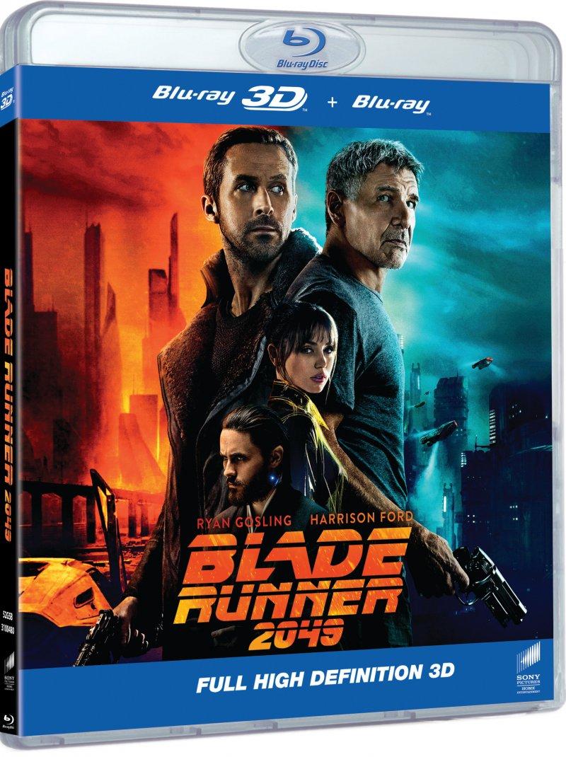 Image of   Blade Runner 2049 - 3D Blu-Ray