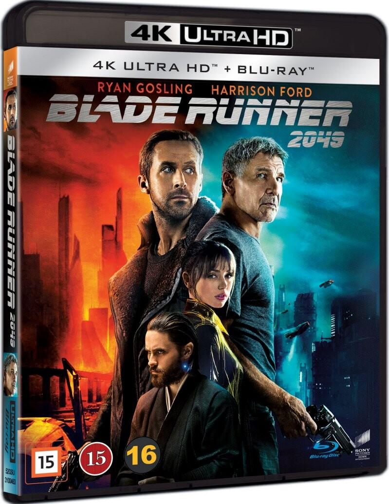 Image of   Blade Runner 2049 - 4K Blu-Ray