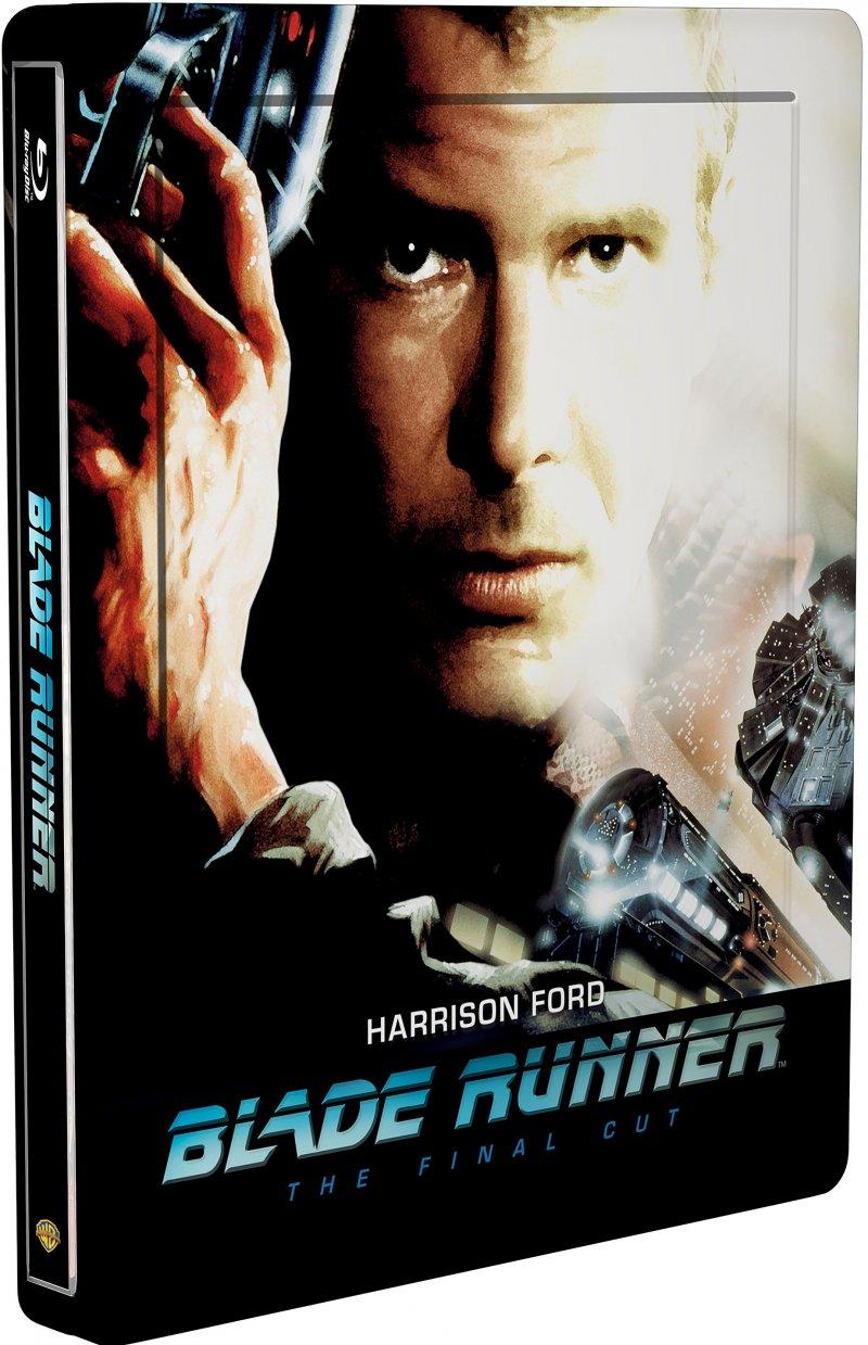 Image of   Blade Runner - Final Cut - Steelbook - Blu-Ray