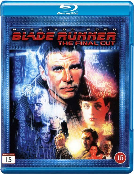 Image of   Blade Runner - The Final Cut - Blu-Ray