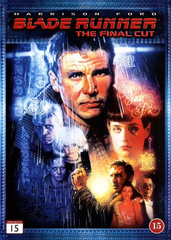 Image of   Blade Runner - The Final Cut - DVD - Film