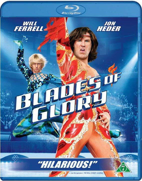 Image of   Blades Of Glory - Blu-Ray