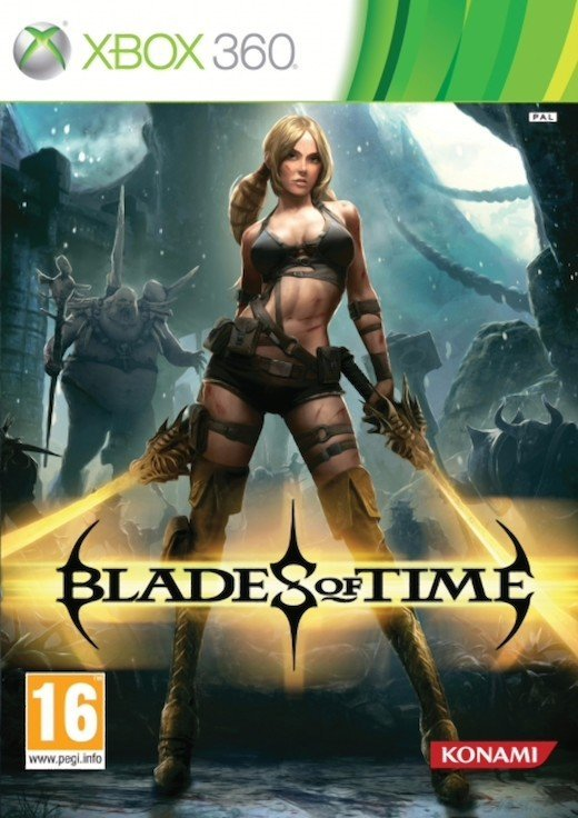 Image of   Blades Of Time - Xbox 360
