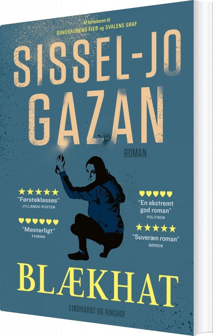 Blækhat - Sissel-jo Gazan - Bog