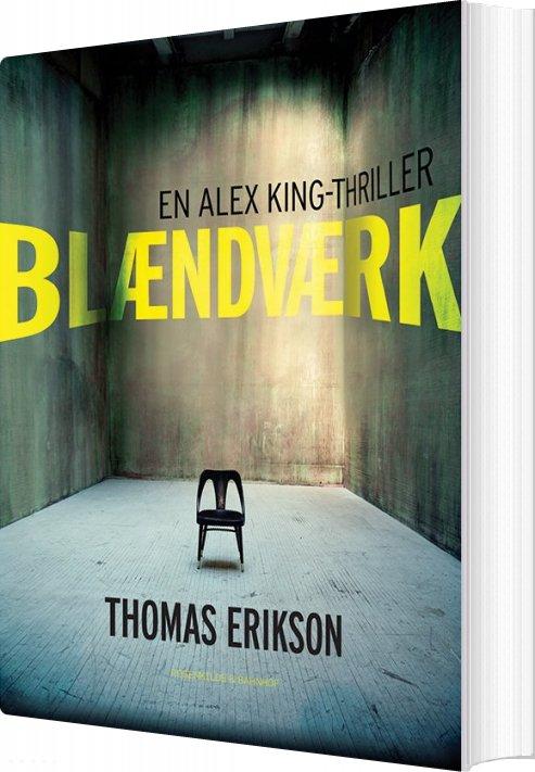 Image of   Blændværk - Thomas Erikson - Bog