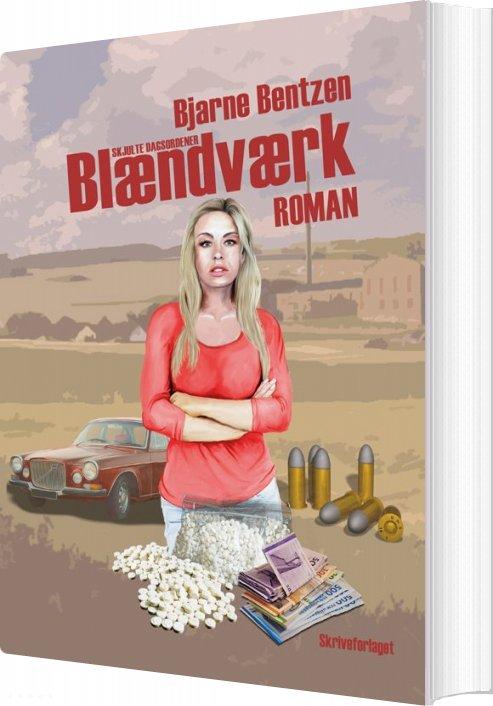 Image of   Blændværk - Bjarne Bentzen - Bog