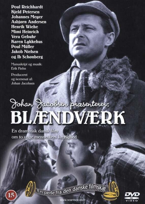 Image of   Blændværk - DVD - Film