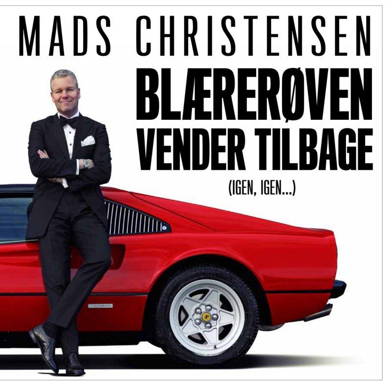 Billede af Blærerøven Vender Tilbage - Mads Christensen - Bog