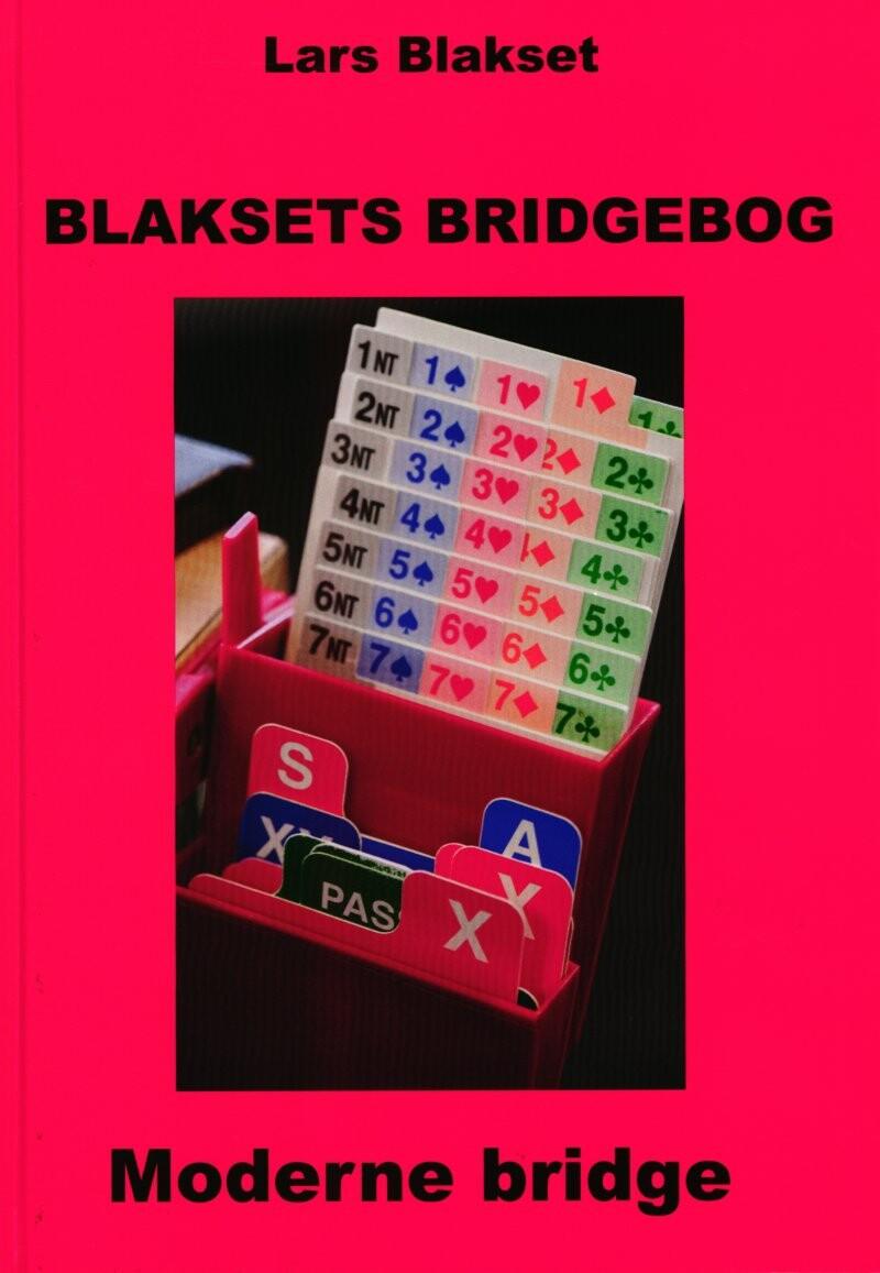 Image of   Blaksets Bridgebog - Lars Blakset - Bog
