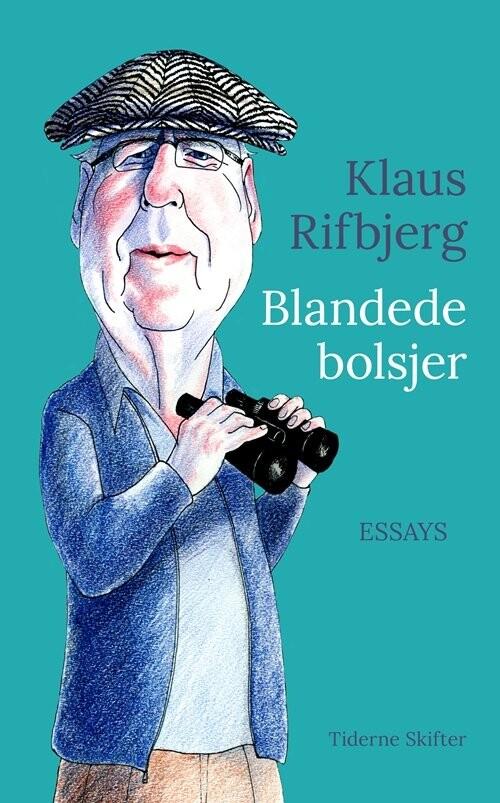 Billede af Blandede Bolsjer - Klaus Rifbjerg - Bog