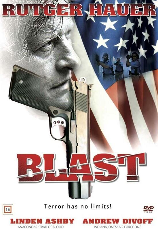 Image of   Blast - DVD - Film