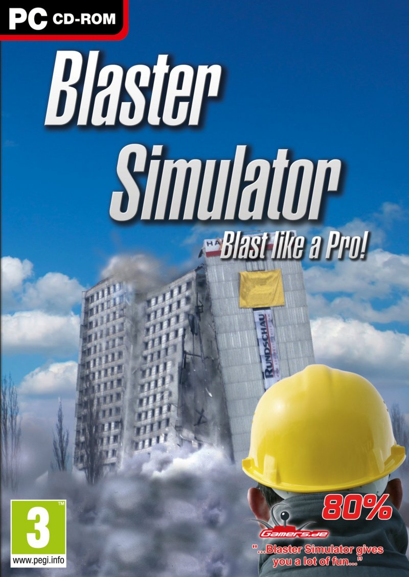 Image of   Blaster Simulator - PC
