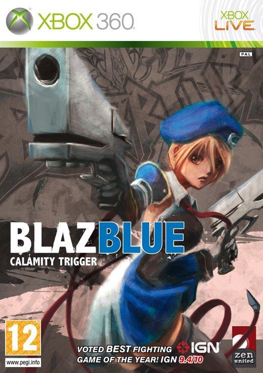 Blazblue: Calamity Trigger - Xbox 360